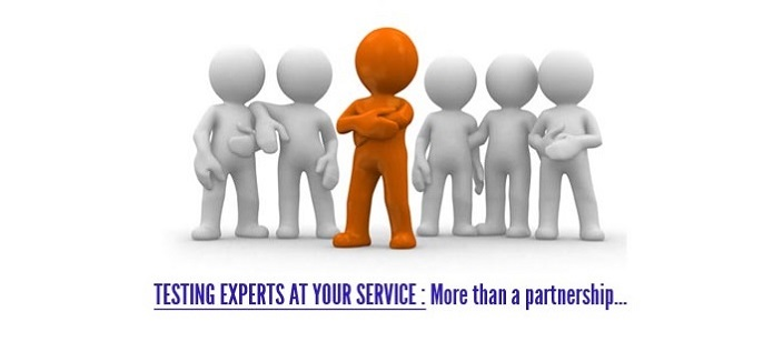 Experts at your Service