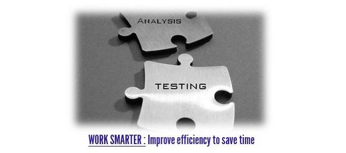 Work Smarter at TTC
